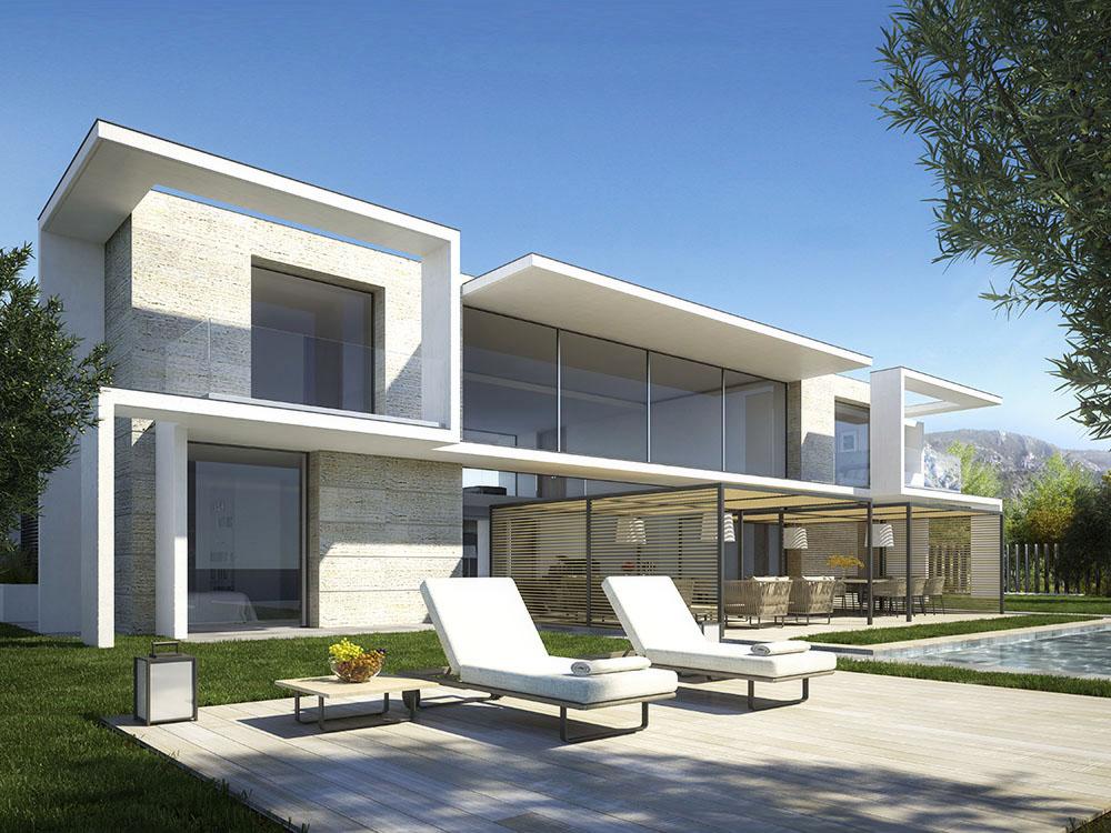 Infografias 3d exteriores for Exterior design specialists