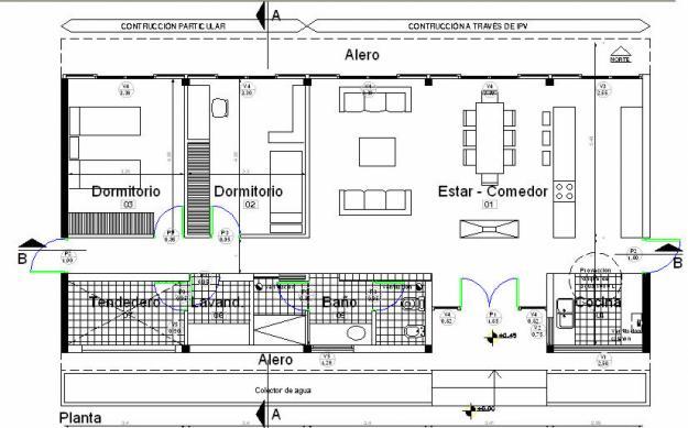 Planos-Arquitectura-Estructura