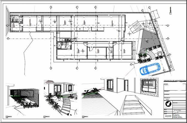 Planos y proyectos de arquitectura for Arquitectura de proyectos